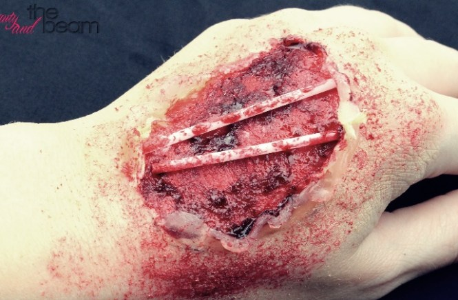 [Special Effects] Offene Hand | Beauty and the beam