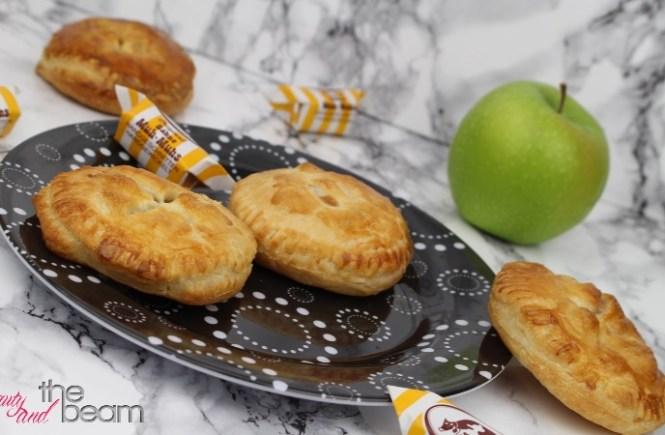 [Rezept] Mini (Caramel) Apple Pies (Blogparade) | Beauty and the beam