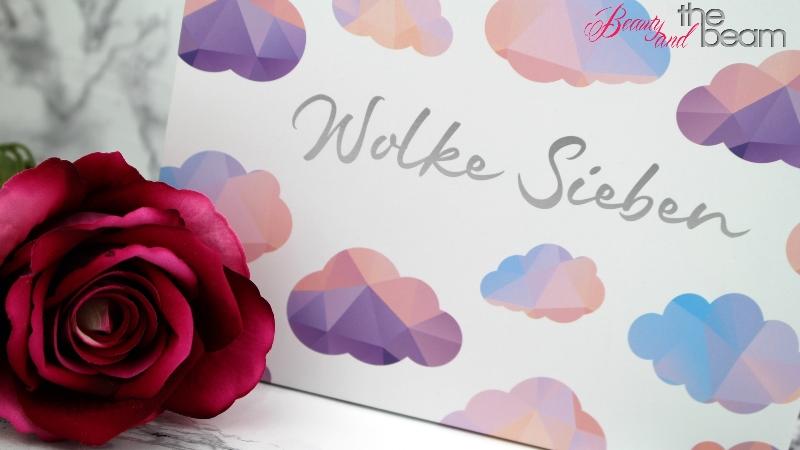 [Unboxing] Glossybox Wolke Sieben Februar 2018