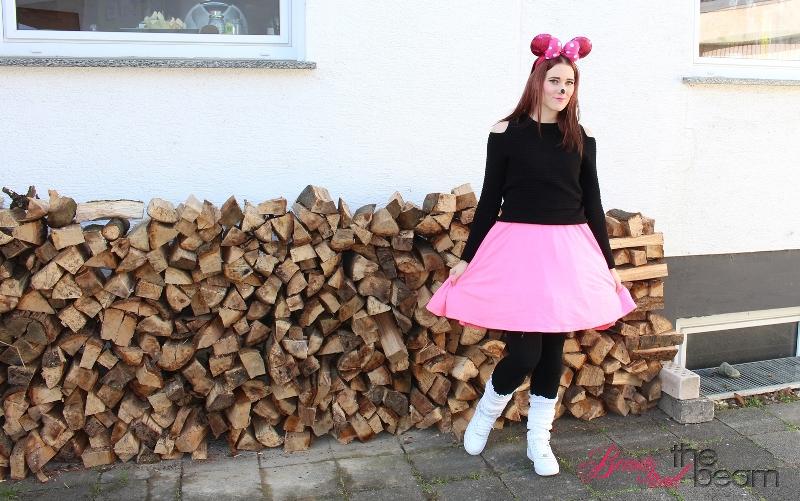 [Karneval] Kostümidee Minnie Maus