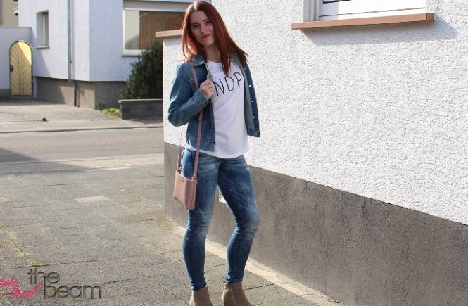 [Fashion] Jeans-Look für den Alltag | Beauty and the beam