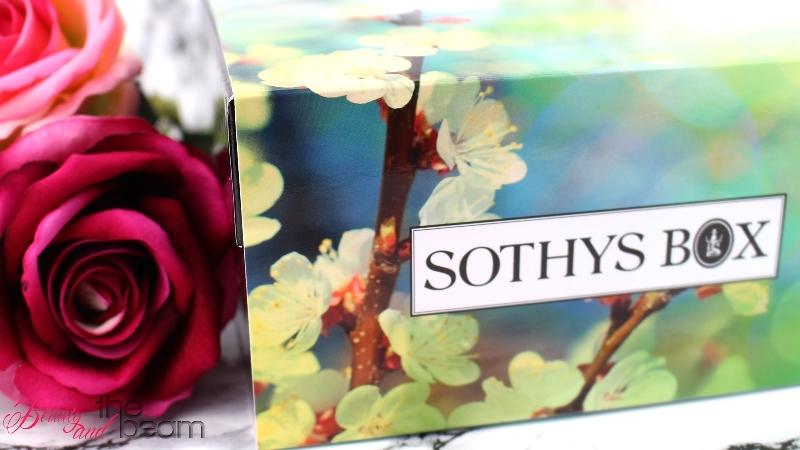 [Unboxing] SOTHYS Box Frühjahrs Edition *Werbung*