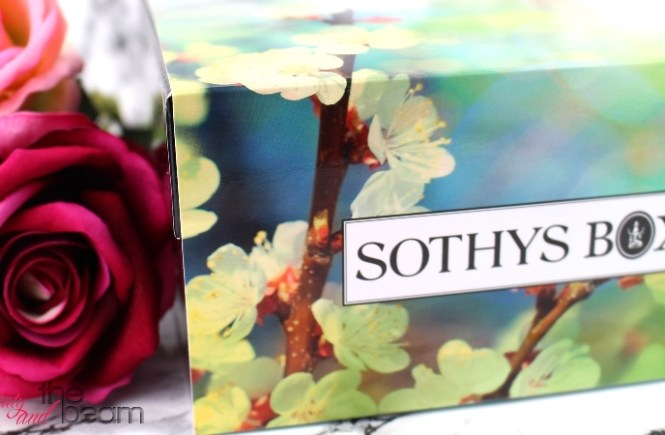 [Unboxing] SOTHYS Box Frühjahrs Edition *Werbung* | Beauty and the beam