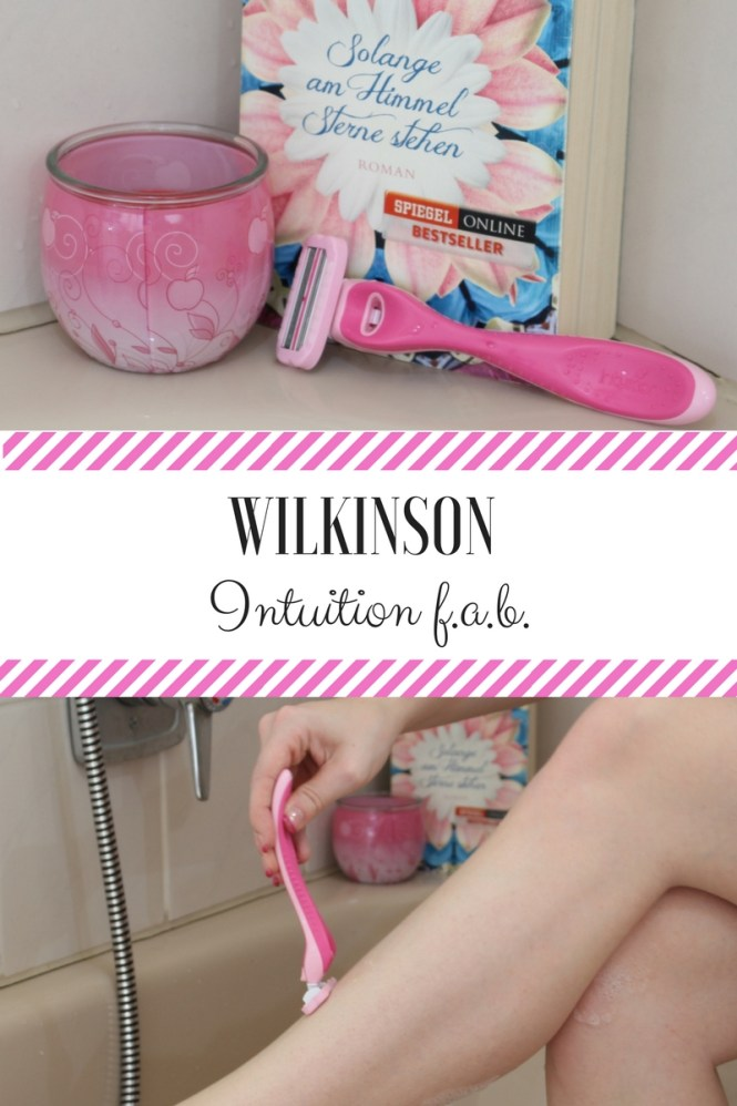 Wilkinson Intuition f.a.b.