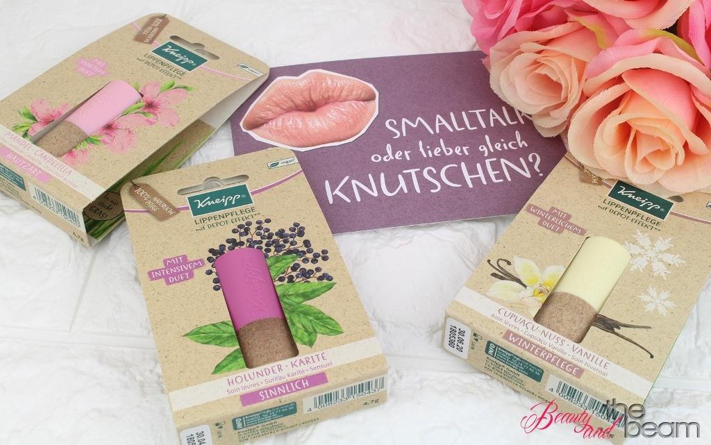 [Beauty] Kneipp Lippenpflege *Werbung*