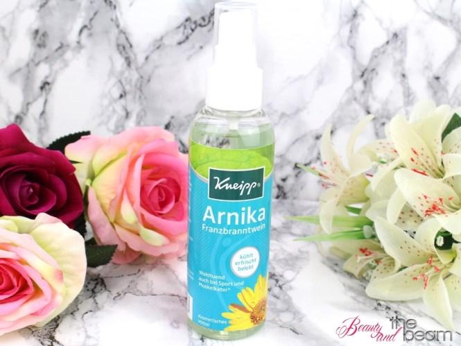 Kneipp Arnika Produkte gegen Gelenkschmerzen