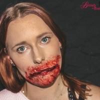 [Halloween] SFX Make Up Mund