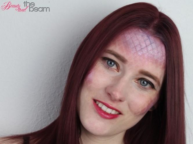 Meerjungfrauen Make Up