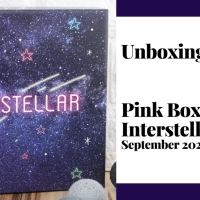 Pink Box Interstellar September 2020 [Unboxing]