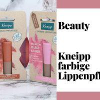 Kneipp farbige Lippenpflege [Beauty]