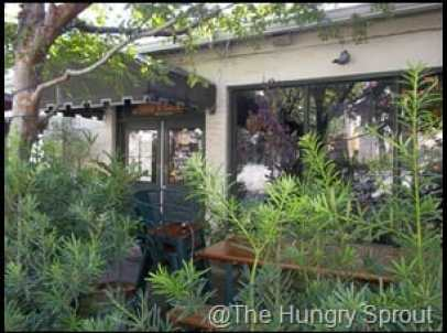 The Floridian St. Augustine outdoor dining