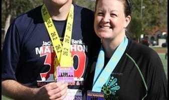 Jacksonville Marathon- Part III- My first half marathon EVER