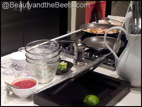 Healthy 100 cooking demo