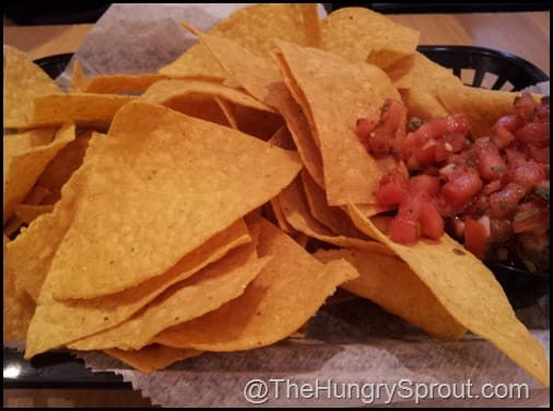 Chips and Salsa Burrito Gallery