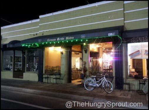 Green Erth Bistro Jacksonville