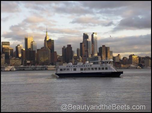 NY Waterway ferry
