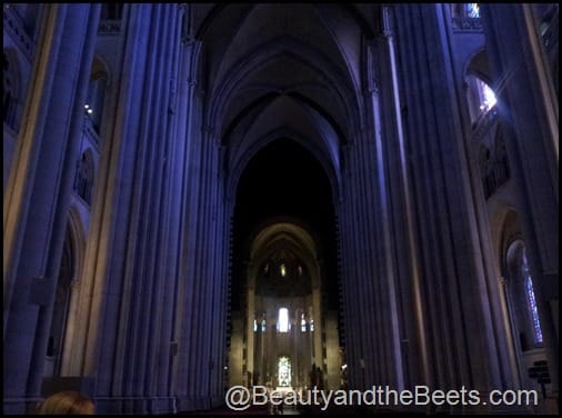 The Catherdral of St. John's Divine