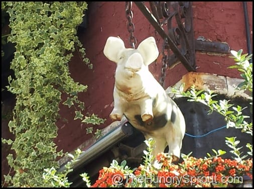 The Spotted Pig West Village NYC