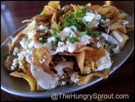 Blue Cheese Chips Shula Hungry Sprout