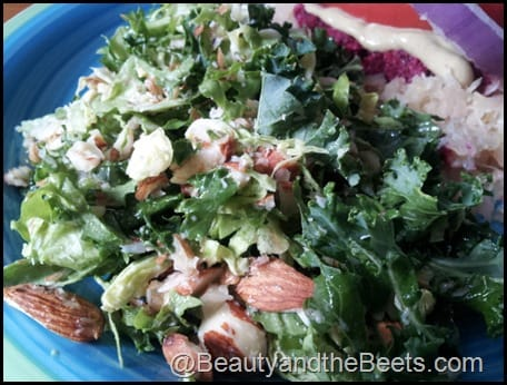 Food Network Brussel Sprout Salad