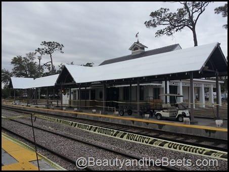 Winter Park sunrail station