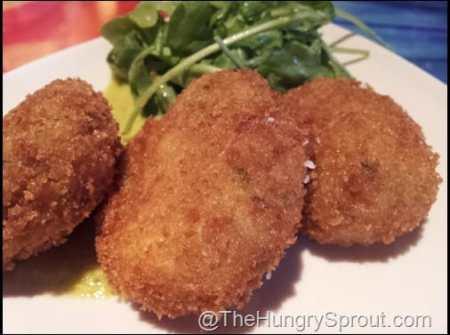 Crispy Falafel Cafe Tu Tu Tango