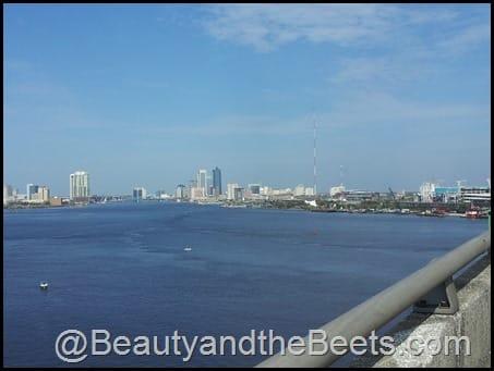 Great views Gate River Run