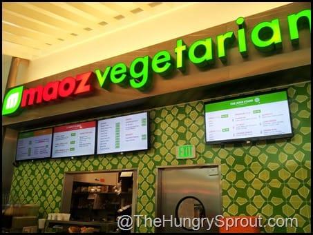 Maoz Vegetarian