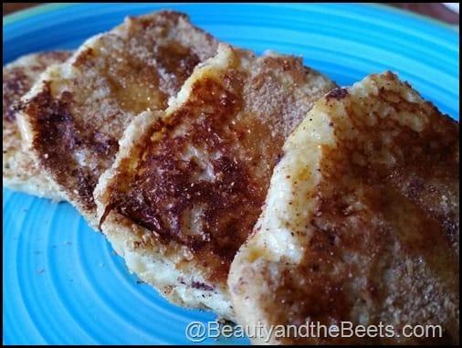 Kings Hawaiian Vanilla Nutmeg French Toast BlogHerFood