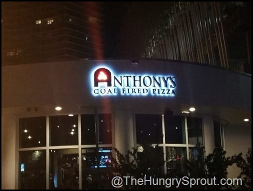 Anthonys Coal Fire Pizza South Beach