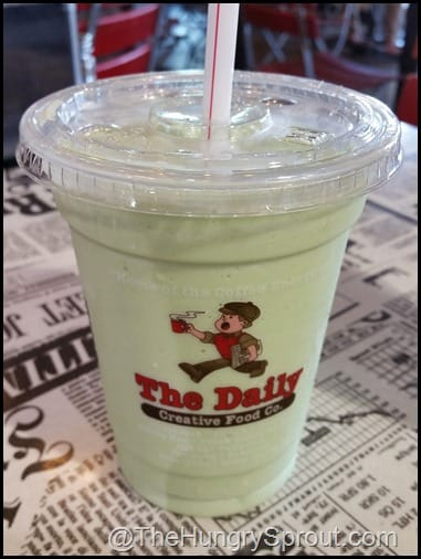 Green Tea Freeze Daily Creative Miami