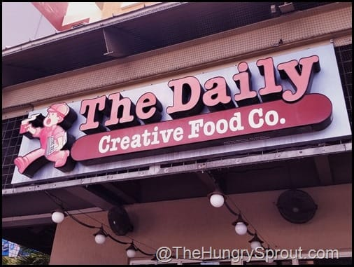 The Daily Creative Food Company Miami