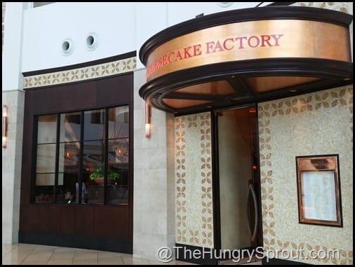 Cheesecake Factory Orlando