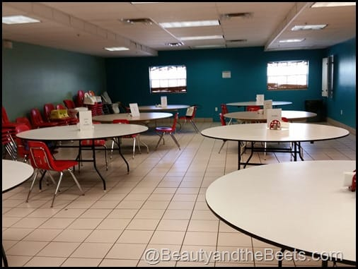 Lighthouse Ministries Dining Room