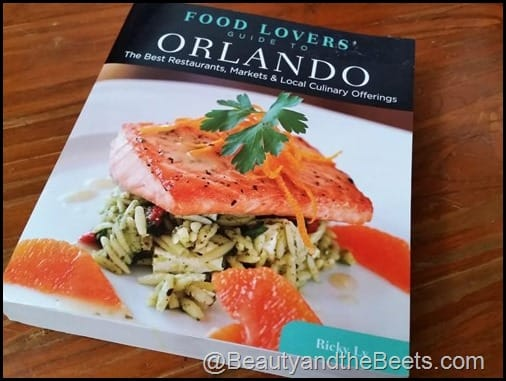 Food Lovers Guide to Orlando by Ricky Ly