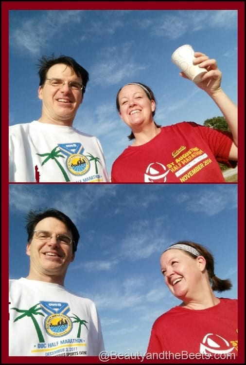 Cheering Beauty and the Beets St Augustine Half