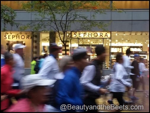 Sephora Dash to the Finish Line