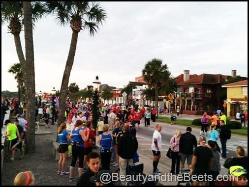 St Augustine Half Marathon Weekend Start