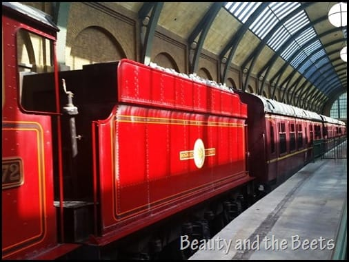 Universal Studios Hogwarts Express Beauty and the Beets 3