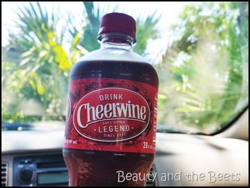 Cheerwine Beauty and the Beets