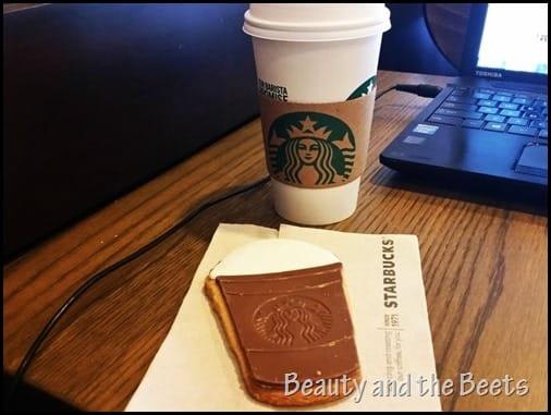 Starbucks Farppuccion Sugar Cookie Cinnamon Chai Tea Beauty and the Beets