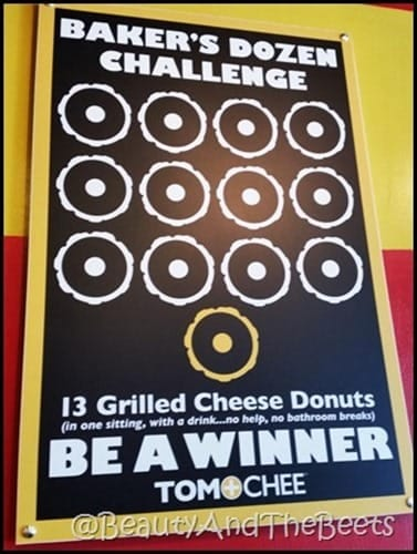 Tom and Chee Bakers Dozen Challenge Beauty and the Beets