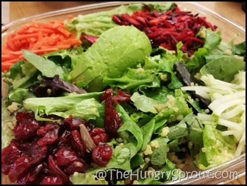 Freshii The Market Salad Beauty and the Beets