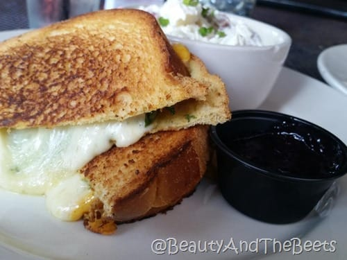 Grilled Cheese The Hammered Lamb