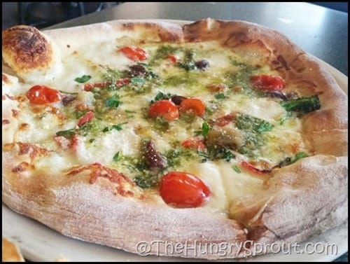 Roasted Vegetable Pizza Wolfgang Puck Cafe Beauty and the Beets