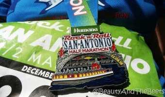 Humana San Antonio Rock 'N' Roll Half Marathon