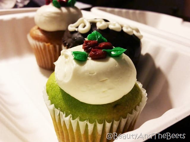 Vegan Green Tea cupcakes San Antonio Beauty and the Beets