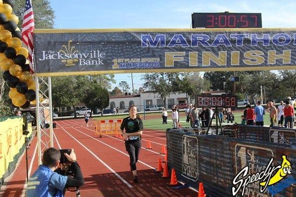 JAX marathon 2012