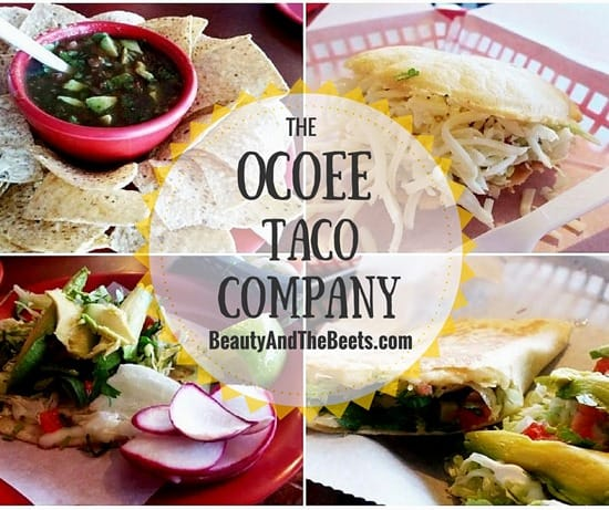 The Ocoee Taco Company by Beauty and the Beets