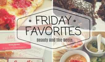 Friday Favorites – Conferences, Pizza and Zoes Kitchen